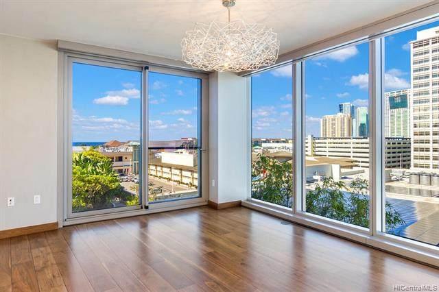 1555 Kapiolani Boulevard #809, Honolulu, HI 96814 (MLS #202126345) :: Island Life Homes