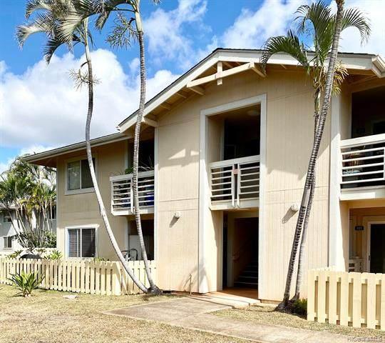 94-522 Kupuohi Street 15/104, Waipahu, HI 96797 (MLS #202126351) :: Keller Williams Honolulu