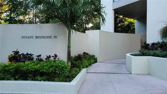 55 S Judd Street #1409, Honolulu, HI 96817 (MLS #202126352) :: Keller Williams Honolulu