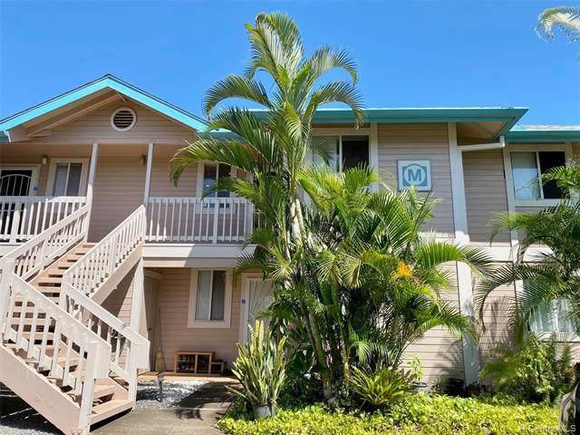 94-870 Lumiauau Street M102, Waipahu, HI 96797 (MLS #202126354) :: Keller Williams Honolulu