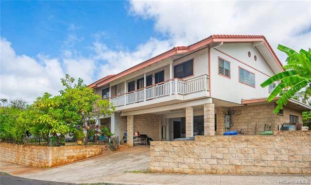 1021 Luapele Drive, Honolulu, HI 96818 (MLS #202126359) :: Hawai'i Life