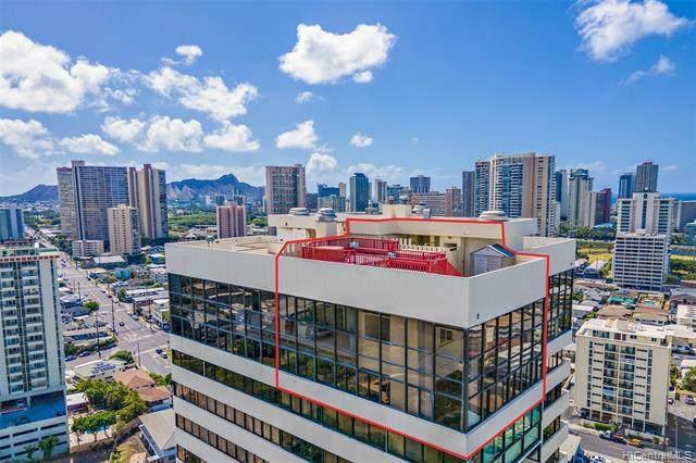 2222 Citron Street #2503, Honolulu, HI 96826 (MLS #202126360) :: Island Life Homes
