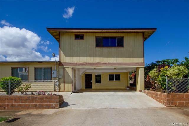 94-1014 Ulieo Place, Waipahu, HI 96797 (MLS #202126379) :: Island Life Homes