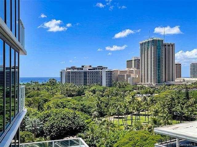383 Kalaimoku Street #1001, Honolulu, HI 96815 (MLS #202126387) :: Keller Williams Honolulu