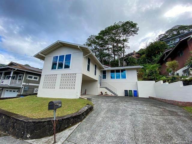 3246 Pinaoula Street, Honolulu, HI 96822 (MLS #202126390) :: Island Life Homes