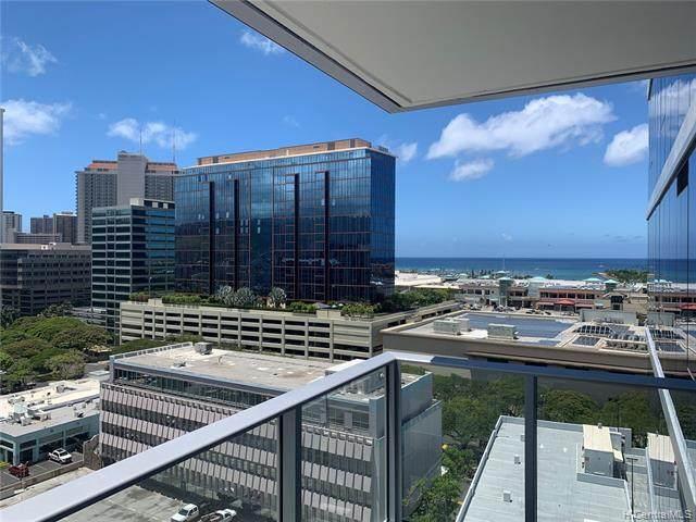 629 Keeaumoku Street #1303, Honolulu, HI 96814 (MLS #202126396) :: Island Life Homes