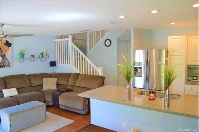 91-1031 Kaimalie Street 4G2, Ewa Beach, HI 96706 (MLS #202126397) :: Keller Williams Honolulu