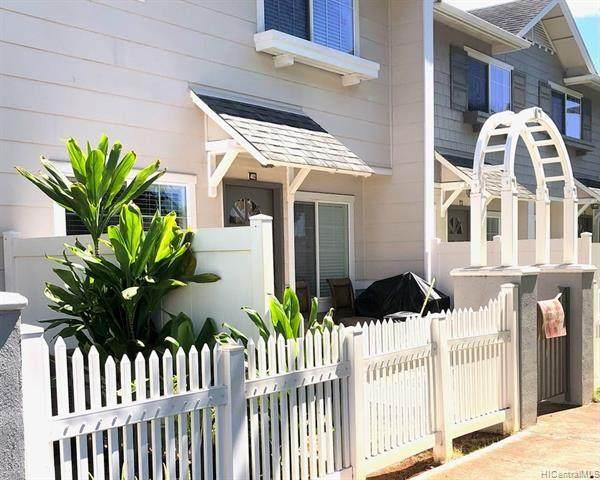 91-1031 Kaimalie Street 4B2, Ewa Beach, HI 96706 (MLS #202126402) :: Keller Williams Honolulu