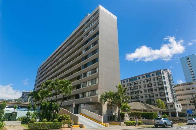 1134 Kinau Street #405, Honolulu, HI 96814 (MLS #202126419) :: Island Life Homes