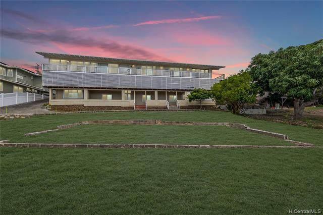 4125 Napali Place, Honolulu, HI 96816 (MLS #202126421) :: Keller Williams Honolulu