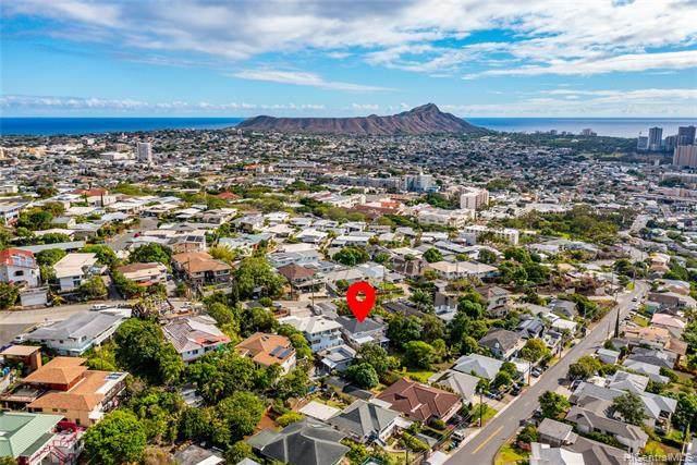 1470 Alencastre Street, Honolulu, HI 96816 (MLS #202126437) :: Keller Williams Honolulu