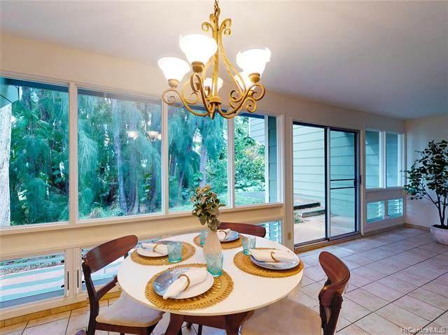 99-1440 Aiea Heights Drive #12, Aiea, HI 96701 (MLS #202126446) :: Weaver Hawaii   Keller Williams Honolulu