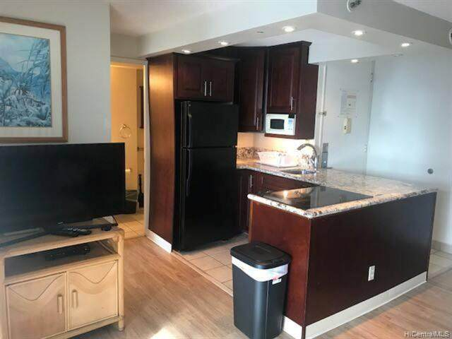2427 Kuhio Avenue #1607, Honolulu, HI 96815 (MLS #202126461) :: Island Life Homes