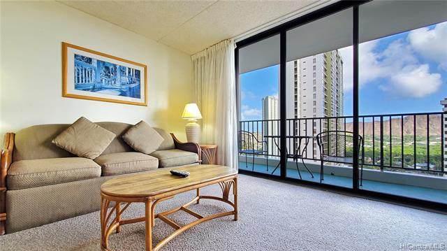 201 Ohua Avenue I-2207, Honolulu, HI 96815 (MLS #202126486) :: Weaver Hawaii | Keller Williams Honolulu