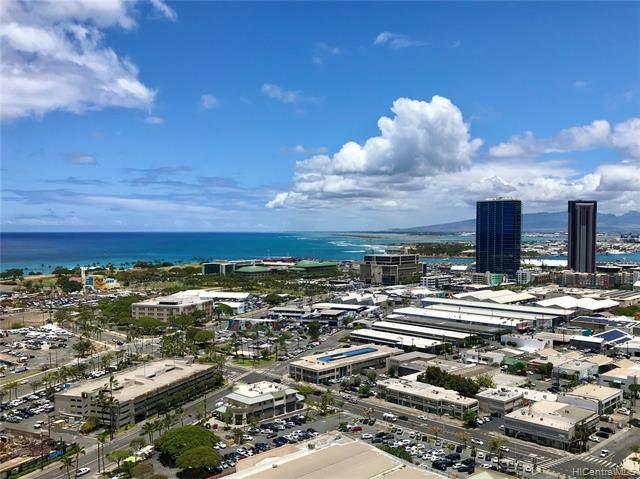 987 Queen Street #2805, Honolulu, HI 96814 (MLS #202126504) :: Island Life Homes