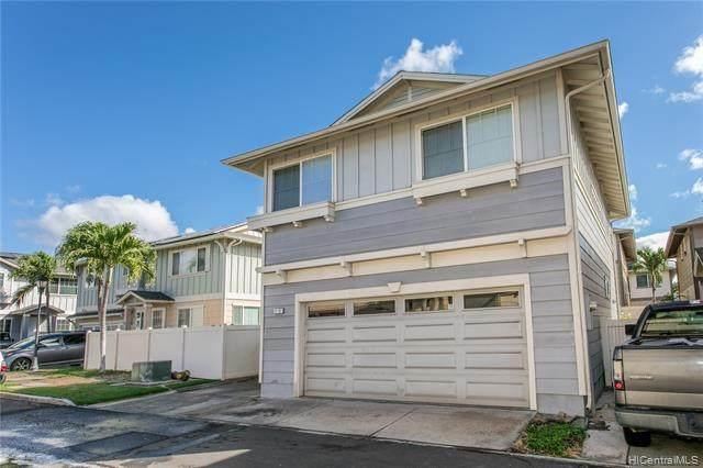 91-1187 Kanela Street M-45, Ewa Beach, HI 96706 (MLS #202126505) :: Island Life Homes
