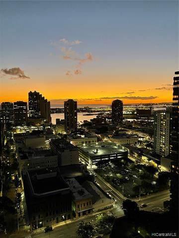 55 S Kukui Street D2702, Honolulu, HI 96813 (MLS #202126507) :: LUVA Real Estate