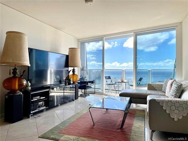 1288 Kapiolani Boulevard I-4007, Honolulu, HI 96814 (MLS #202126540) :: LUVA Real Estate