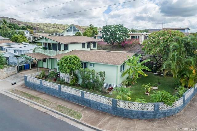 92-375 Waiomea Street, Kapolei, HI 96707 (MLS #202126546) :: LUVA Real Estate