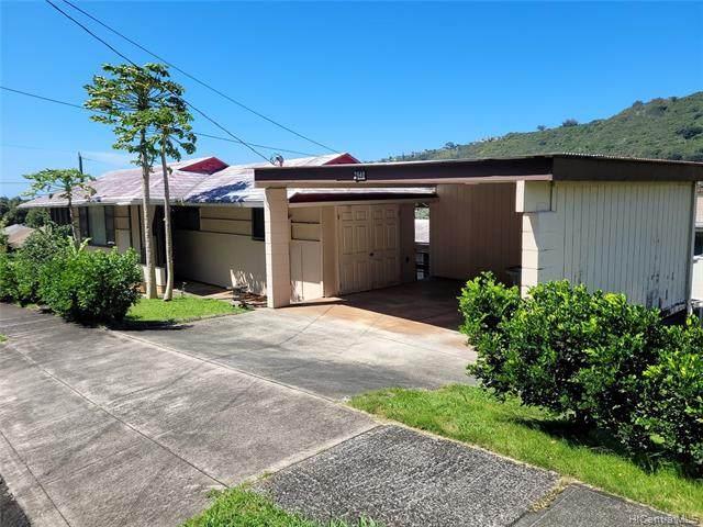 2640 Henry Street, Honolulu, HI 96817 (MLS #202126576) :: Team Lally