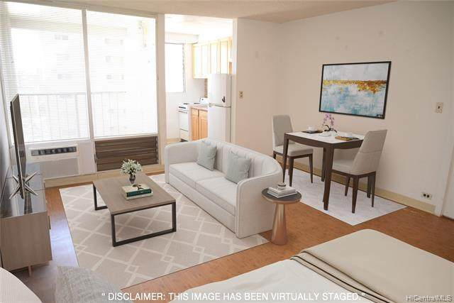 747 Amana Street #1607, Honolulu, HI 96814 (MLS #202126598) :: Compass
