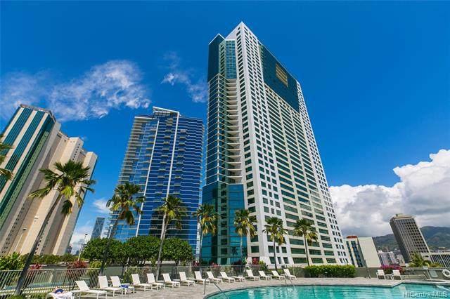 88 Piikoi Street #1010, Honolulu, HI 96814 (MLS #202126612) :: Team Lally