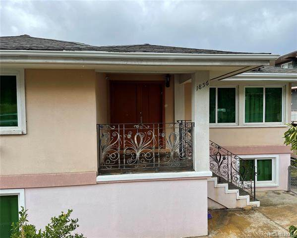1856 Puowaina Drive, Honolulu, HI 96813 (MLS #202126616) :: Team Lally