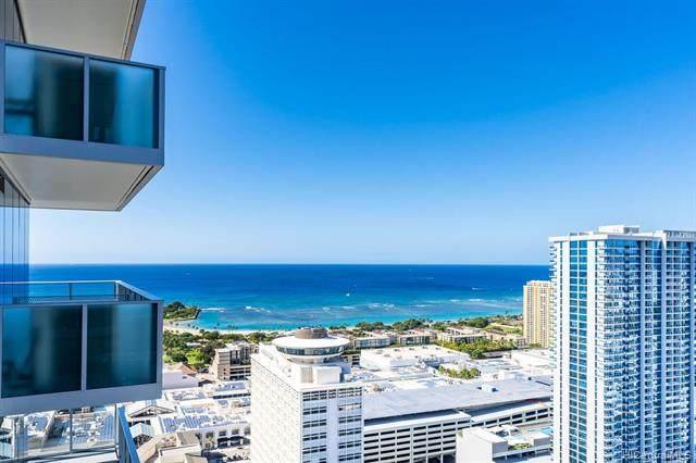 641 Keeaumoku Street #3902, Honolulu, HI 96814 (MLS #202126626) :: Compass