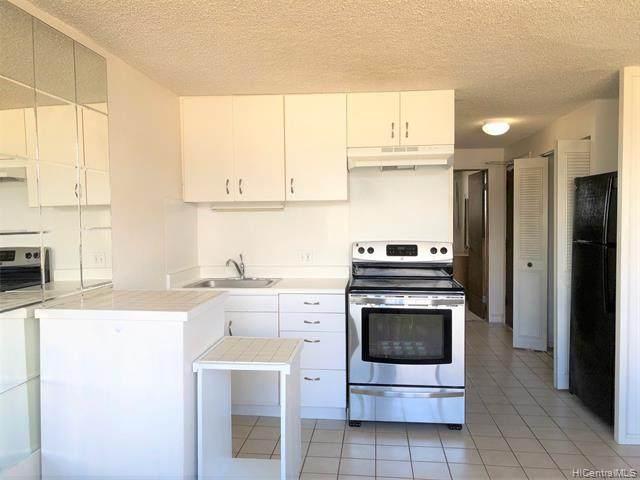 2211 Ala Wai Boulevard #3001, Honolulu, HI 96815 (MLS #202126627) :: Keller Williams Honolulu