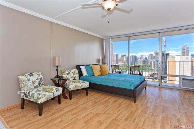 364 Seaside Avenue #1902, Honolulu, HI 96815 (MLS #202126652) :: Keller Williams Honolulu