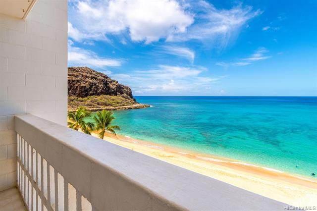 84-965 Farrington Highway A705, Waianae, HI 96792 (MLS #202126672) :: Keller Williams Honolulu