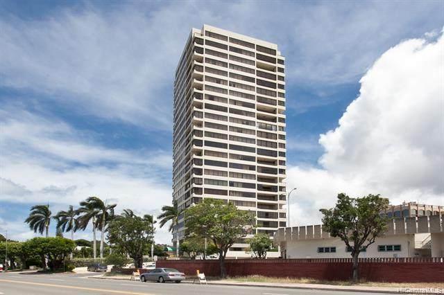 4340 Pahoa Avenue 7C, Honolulu, HI 96816 (MLS #202126701) :: Keller Williams Honolulu