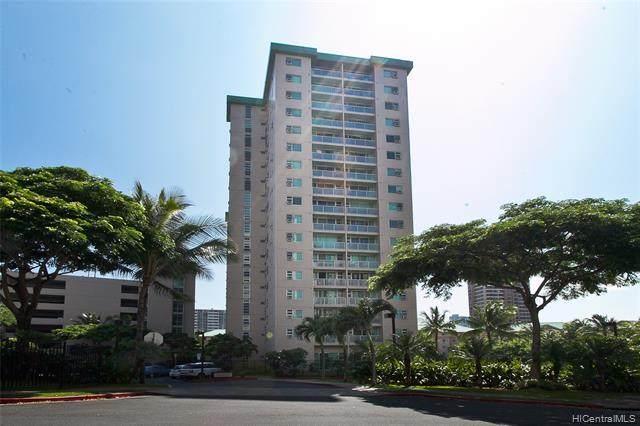 3009 Ala Makahala Place #1213, Honolulu, HI 96818 (MLS #202126703) :: Island Life Homes