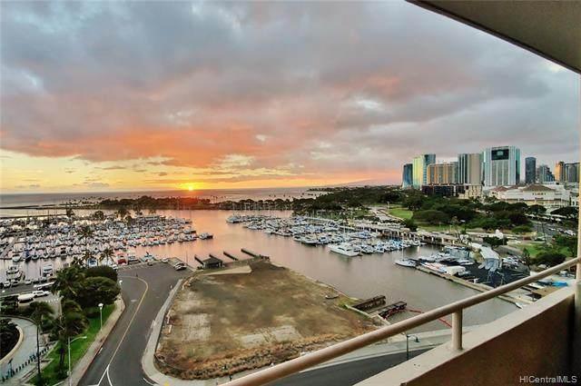 Address Not Published, Honolulu, HI 96815 (MLS #202126777) :: Compass