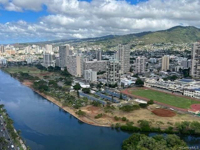 445 Seaside Avenue #4202, Honolulu, HI 96815 (MLS #202126787) :: Compass