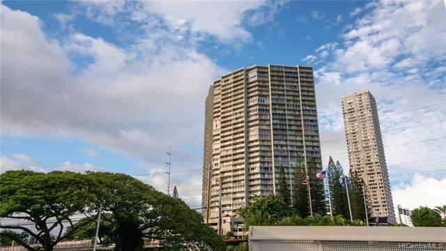 98-099 Uao Place #2702, Aiea, HI 96701 (MLS #202126891) :: Compass