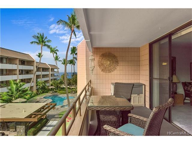 77-6469 Alii Drive #210, Kailua-Kona, HI 96740 (MLS #201709144) :: The Ihara Team