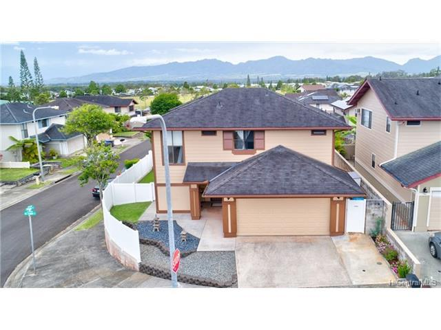 95-1049 Keehau Street, Mililani, HI 96789 (MLS #201713112) :: Elite Pacific Properties