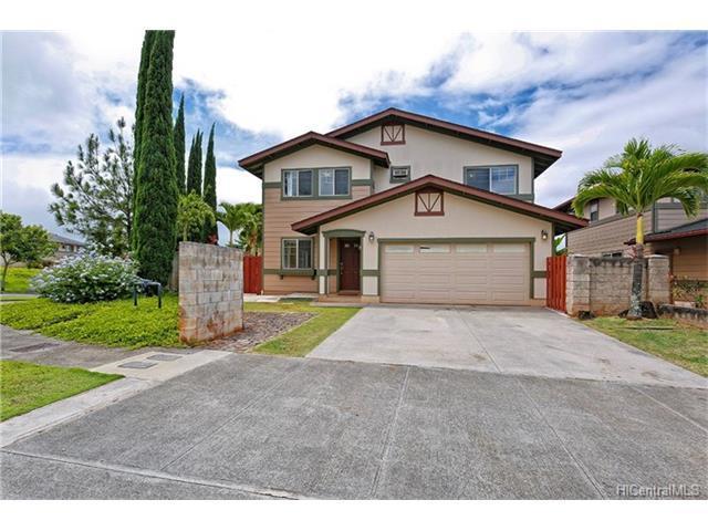 95-1033 Maalewa Street, Mililani, HI 96789 (MLS #201713594) :: Elite Pacific Properties