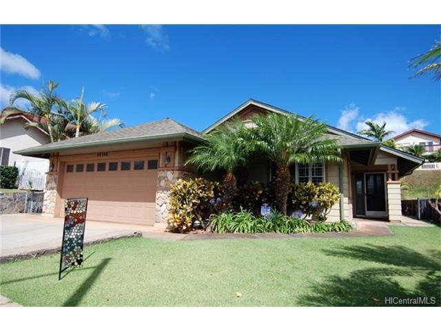 92-148 Kohi Place, Kapolei, HI 96707 (MLS #201713620) :: Elite Pacific Properties