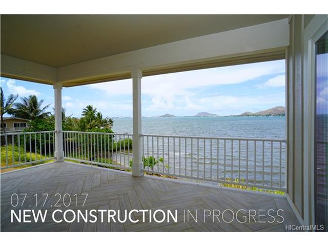45-075 Waikalua Road T, Kaneohe, HI 96744 (MLS #201715130) :: Keller Williams Honolulu