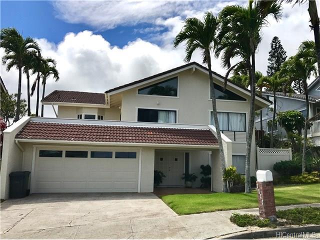 1090 Kaluanui Road, Honolulu, HI 96825 (MLS #201715534) :: Keller Williams Honolulu