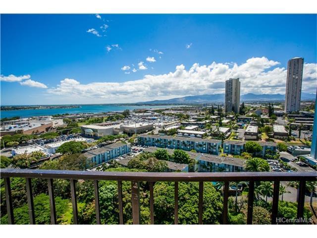 98-402 Koauka Loop #1701, Aiea, HI 96701 (MLS #201715580) :: Keller Williams Honolulu