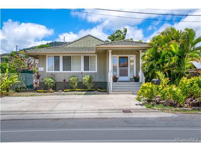 2324 Metcalf Street, Honolulu, HI 96822 (MLS #201716951) :: Elite Pacific Properties
