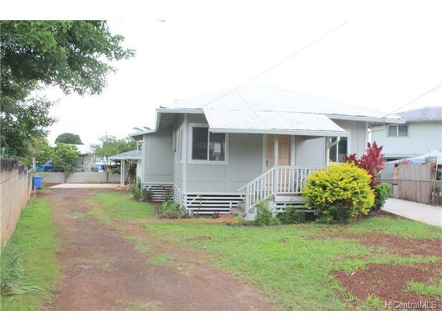 1249B Ihiihi Place B, Wahiawa, HI 96786 (MLS #201720607) :: The Ihara Team