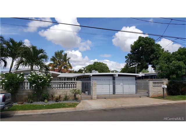 91-616 Onelua Street, Ewa Beach, HI 96706 (MLS #201721958) :: PEMCO Realty