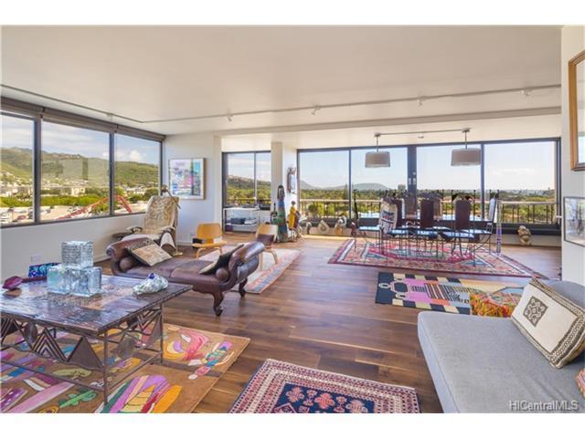 4340 Pahoa Avenue 7A, Honolulu, HI 96816 (MLS #201724835) :: Elite Pacific Properties