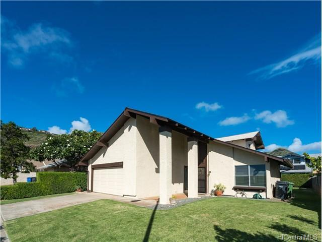 7540 Mokunoio Place, Honolulu, HI 96825 (MLS #201725600) :: The Ihara Team