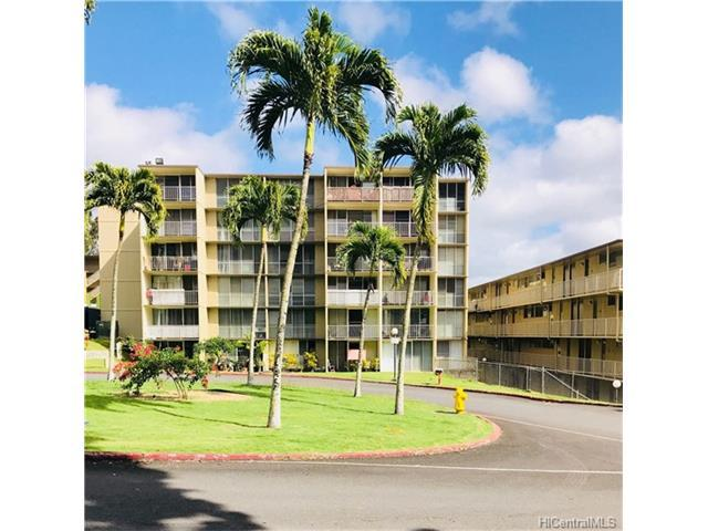 95-2043 Waikalani Place A101, Mililani, HI 96789 (MLS #201725651) :: Elite Pacific Properties