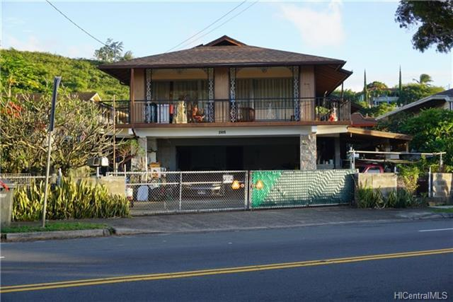 2105 Kalihi Street, Honolulu, HI 96819 (MLS #201725725) :: Elite Pacific Properties